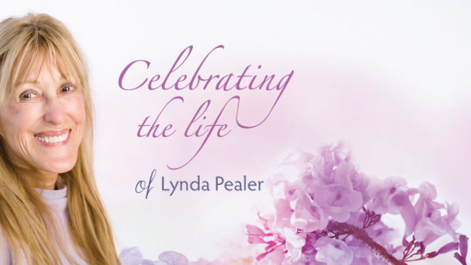 Celebrating the life of Lynda Pealer