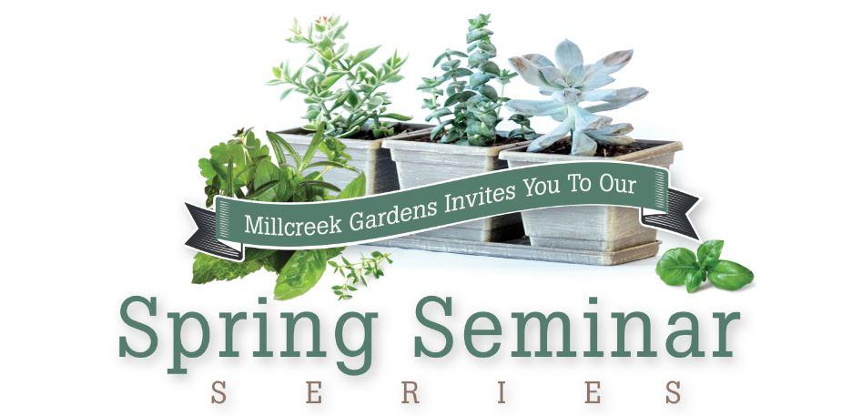 Spring Seminar - Join Us!